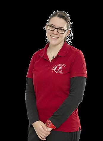 Frau Isabel Thoma Kinderphysiotherapeutin in Gerlingen bei Team Sabine Herter